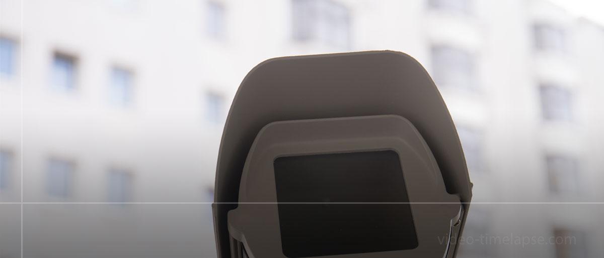Time-Lapse de seguridad con alta calidad